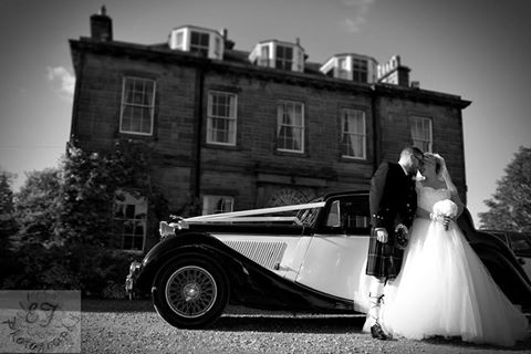 wedding photography near edinburgh